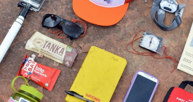 Essentials to carry on your backpack as you travel